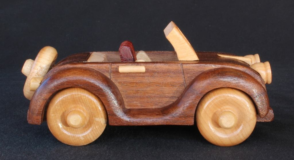 Copnvertible with the top down woodworking plan