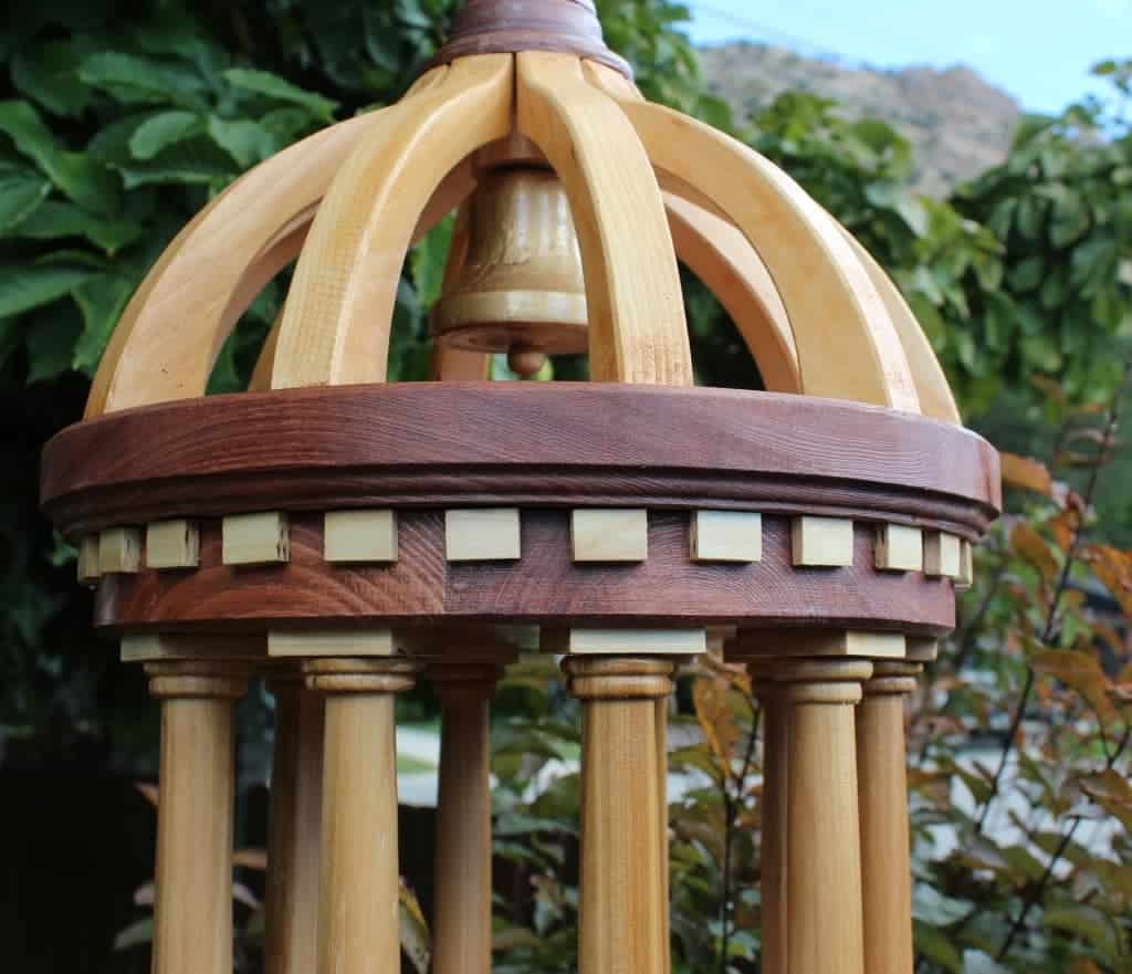 Tuscany Bird Feeder Woodworking Plan