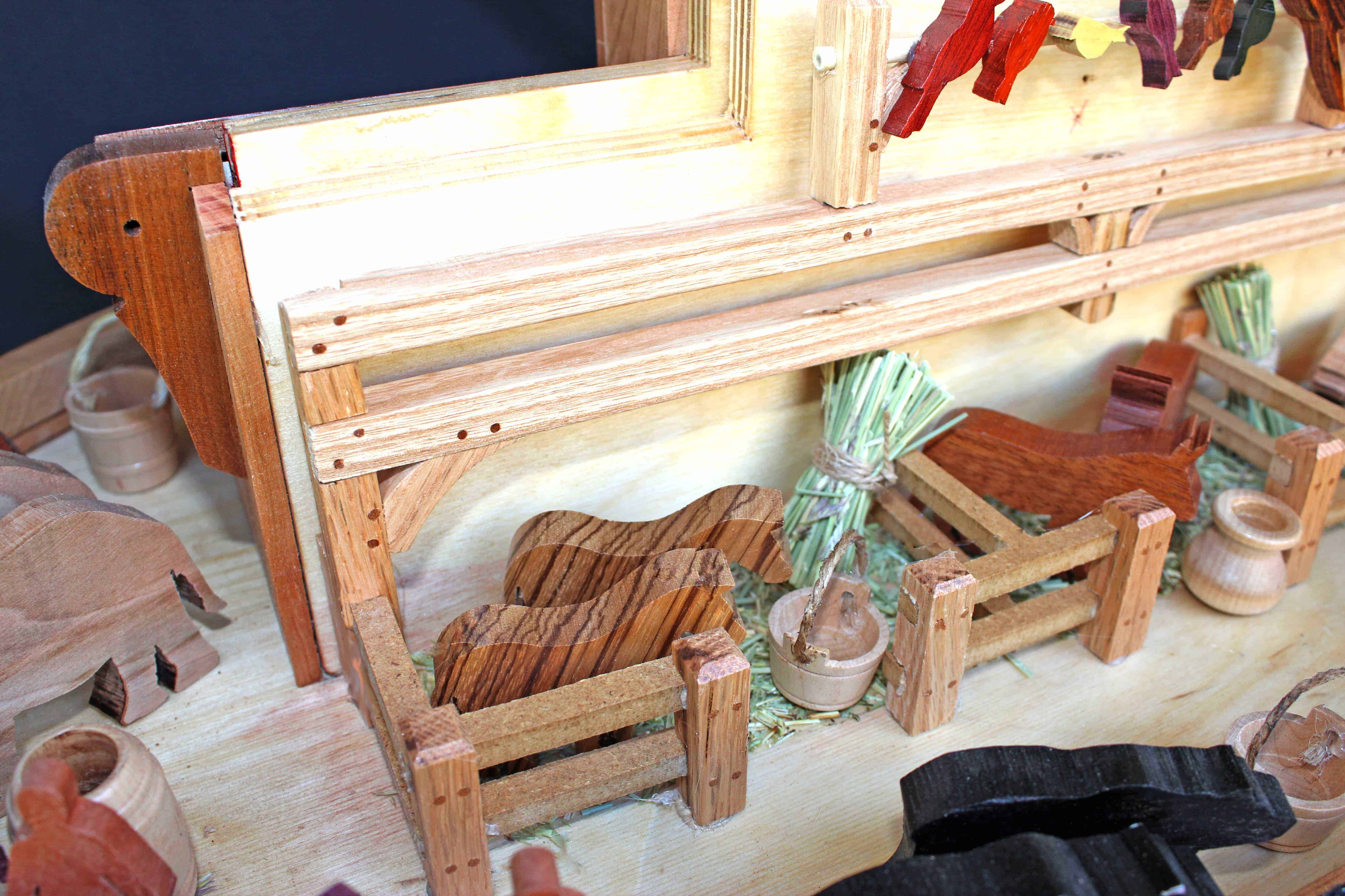 Noah S Ark Woodworking Plan Forest Street Designs