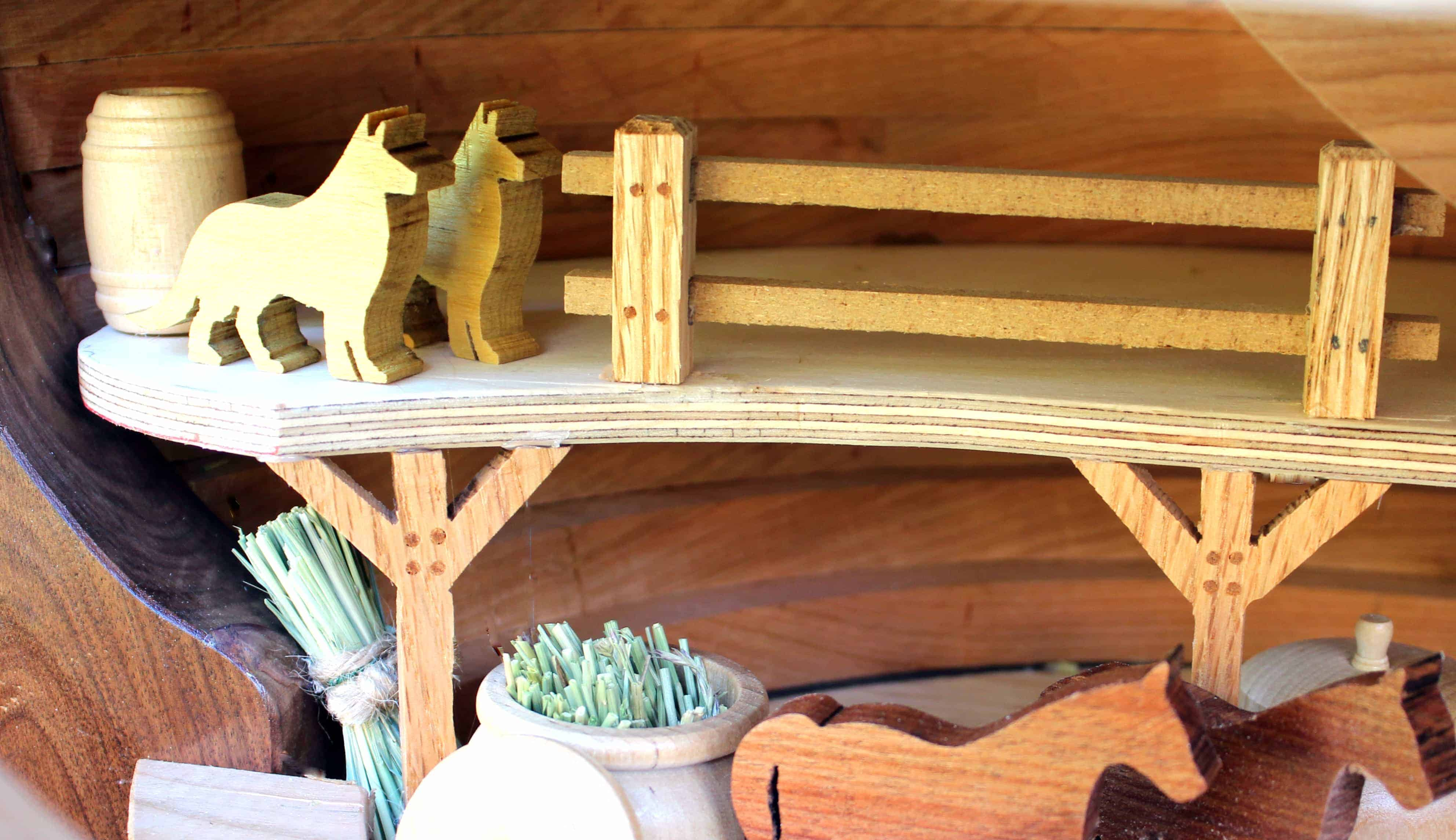 Noah's Ark Woodworking Plan - Forest Street Designs