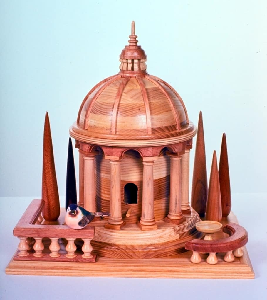 Designed with Italian features including Italian Cypress Trees