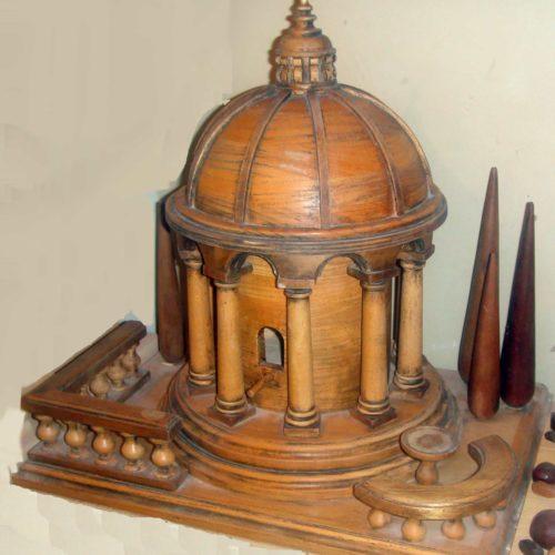 Victorian Pedestal Birdcage Woodworking Plan - Forest ...