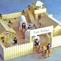 Dozens of extra parts with the cavalry fort and easy to make from wood patterns