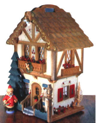 A popular woodworking project with German styling