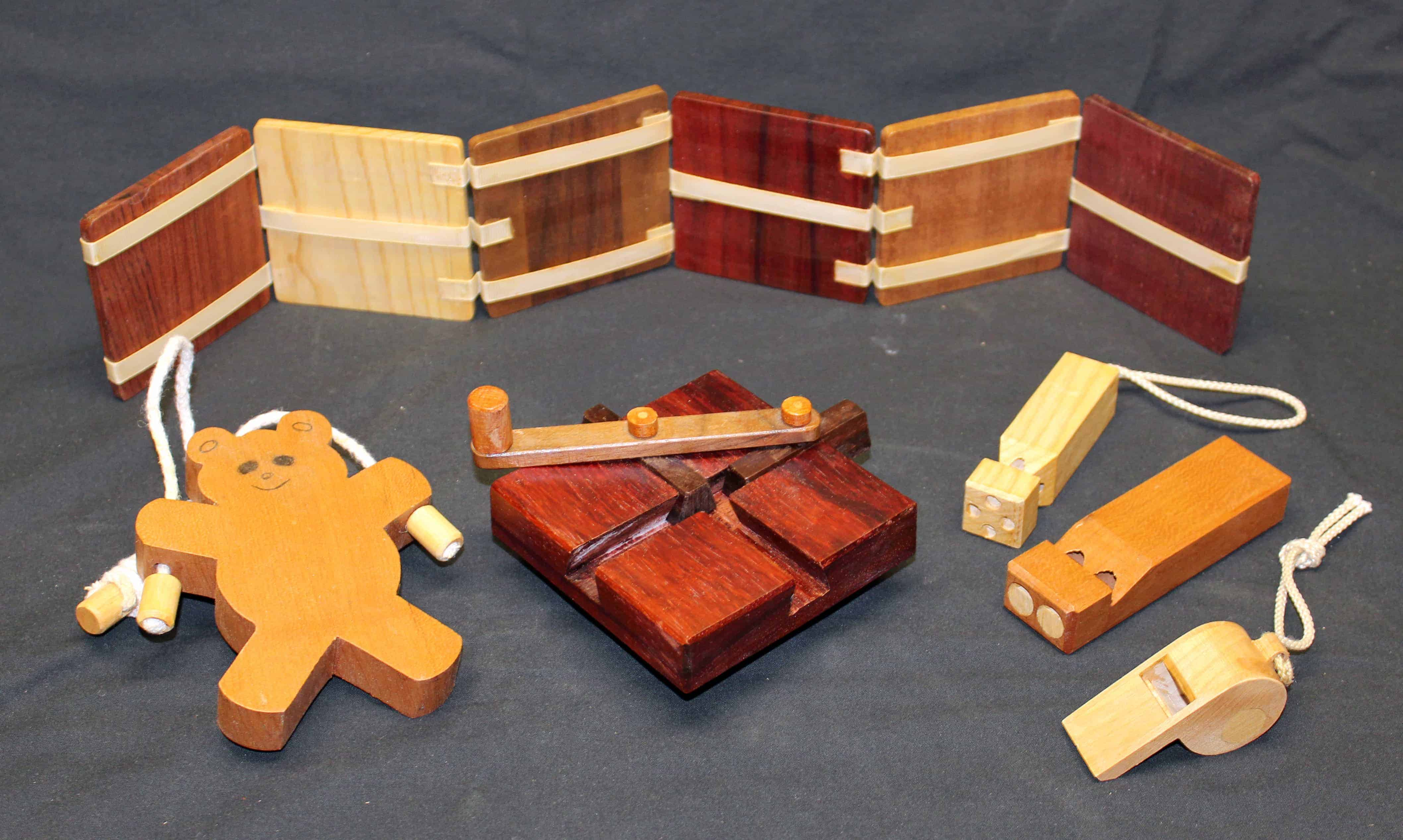Woodworking plans of fun, easy to make wood novelites. A ...