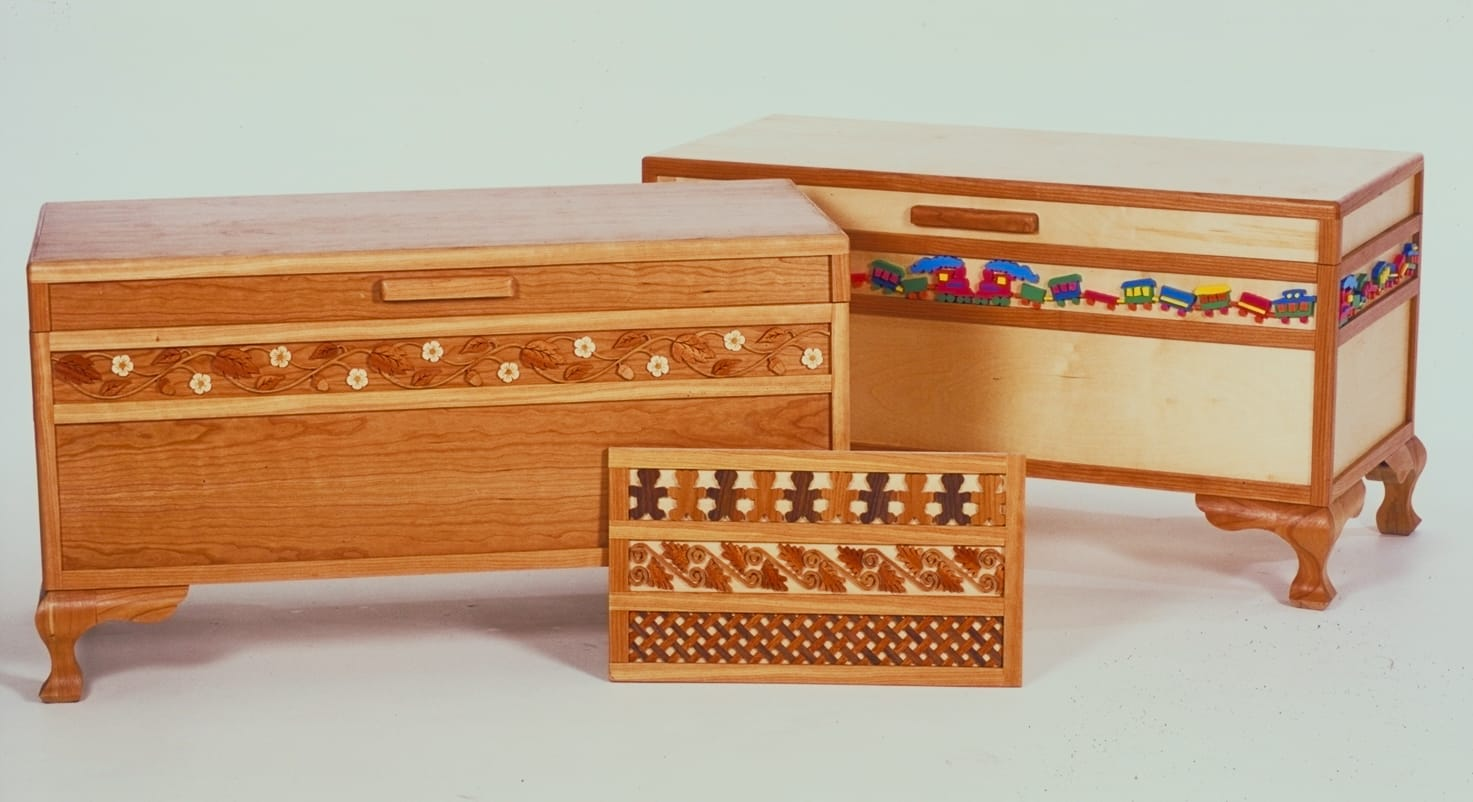 Toy Blanket And Cedar Chest Woodworking Plans