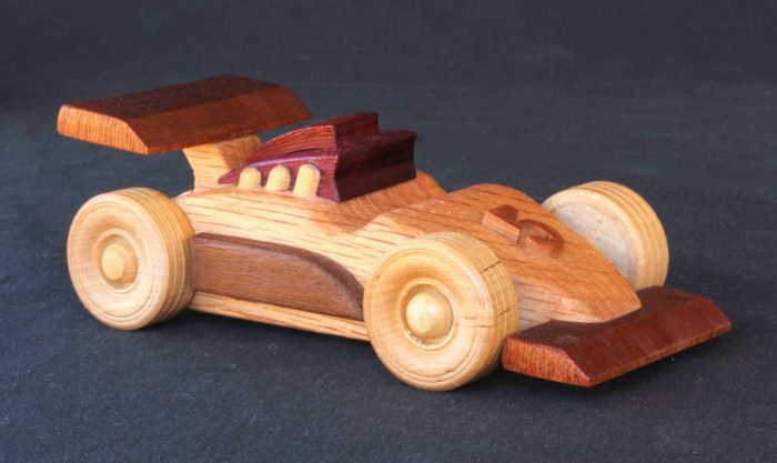Woodworking plans for building many vehicles