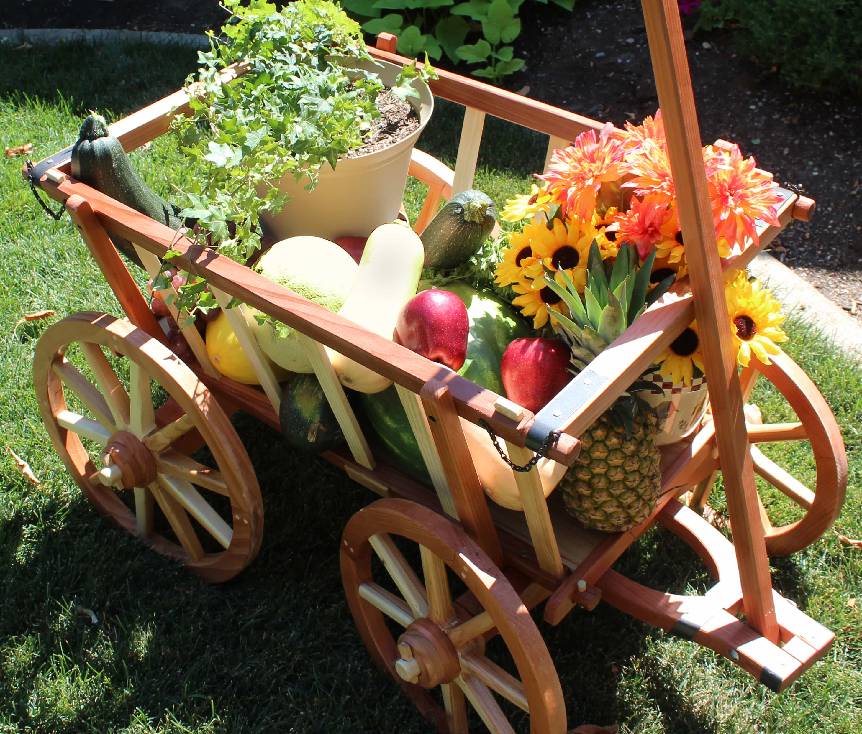 Garden Cart - Forest Street Designs