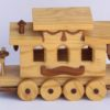 Cabose to the Circus Train woodworking plan