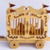Circus Train lion car woodworkilng plan