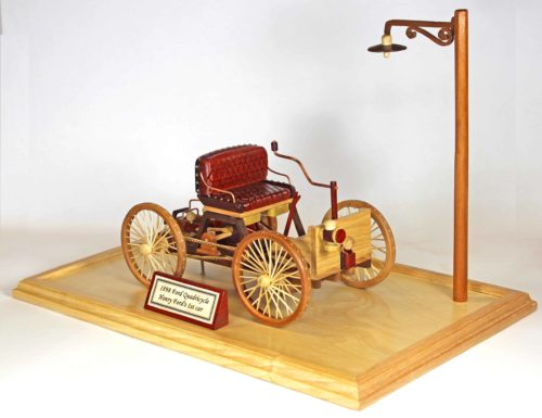 Henry Ford first car