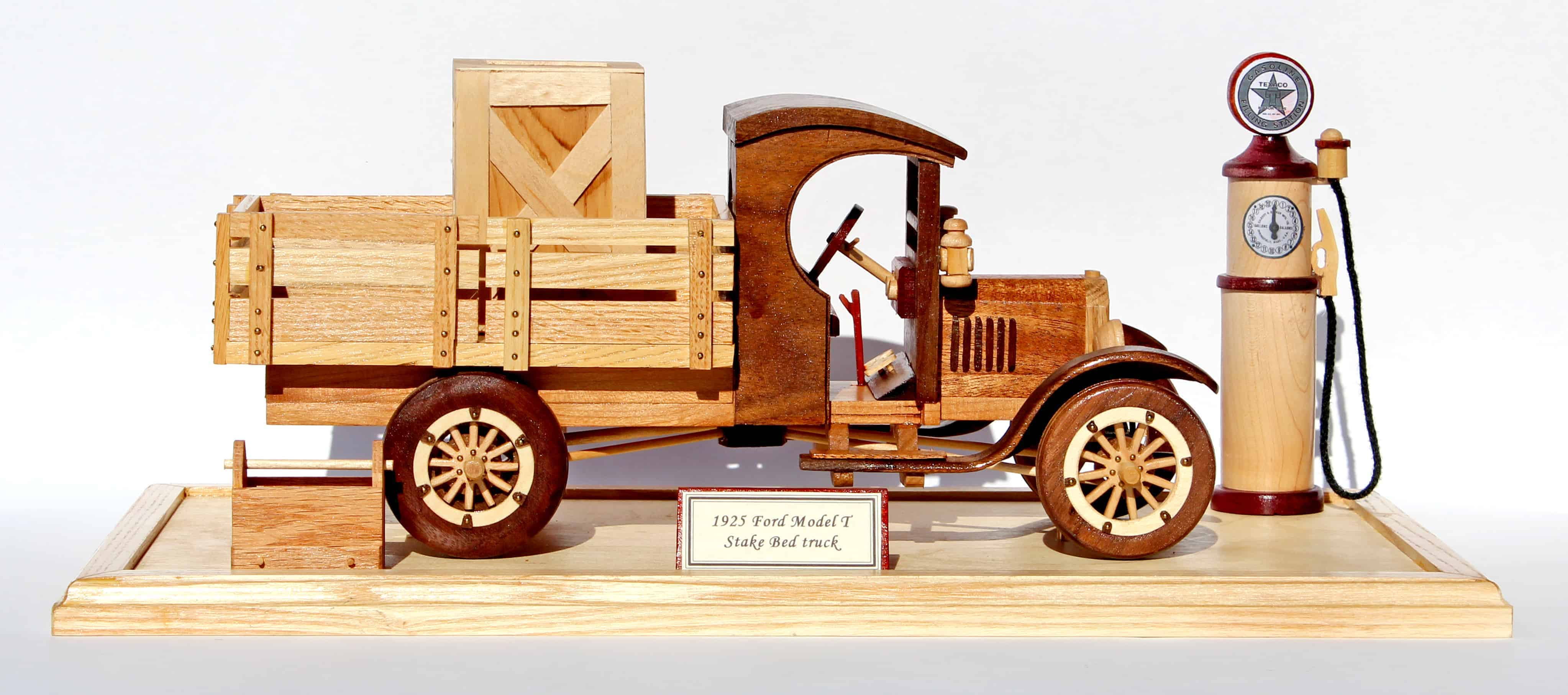 Ford Truck Side View