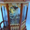 Anniversary movement of the Gazebo Clock woodworking plan