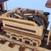 Coal car on the Iron Horse Train woodworking plan