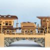 Iron Horse Train and trestle woodworking plan