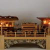 Lights on the Iron Horse Train woodworking plan