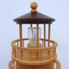 Authentic looking light in the Lighthouse Woodworking plan