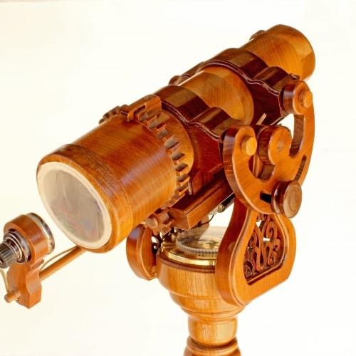 Pedestal Kaleidoscope top woodworking plan