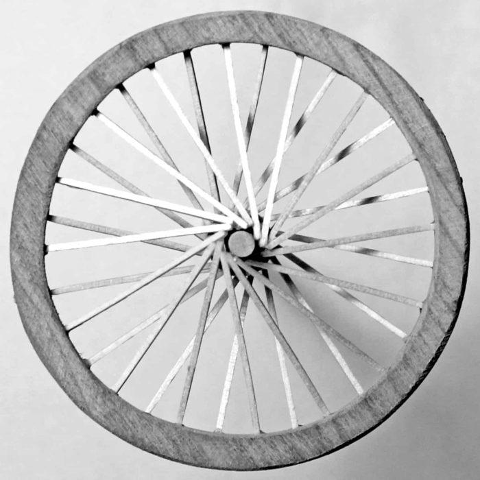 bike like wheel for Ford car