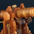 Woodworking plan and text for building a wood kaleidoscope ...