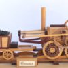 Engine and coal car from the First Trains woodworking plan