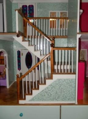 barbie-stairs
