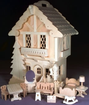 mini-dollhouse